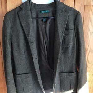 Vintage Ralph Lauren wool blazer size 6